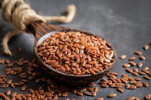 Odżywka z siemieniem lnianym