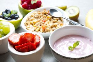 Zdrowe śniadanie lekkostrawne