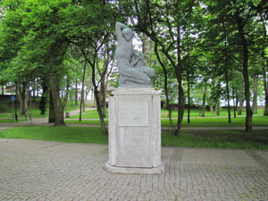 Pomnik Umierającego Wojownika