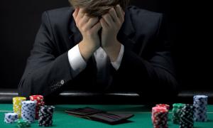 uzależnienie od automatów do gier - faza strat