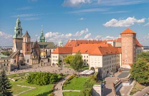 Wawel - legendy