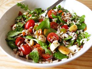 Zdrowa kolacja wegańska