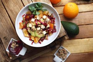 Zdrowe obiady wegańskie