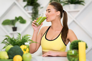 Zalety diety roślinnej