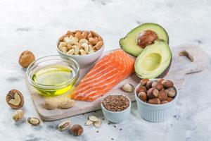 Zdrowe tłuszcze w obiedzie