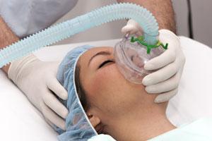 Znieczulenie podtlenkiem azotu