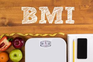 BMI - wskaźnik prawidłowej wagi