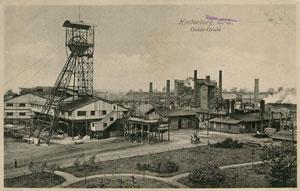 Szybki rozwój wydobywczy miasta Zabrze