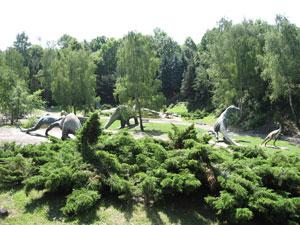 Chorzowska kotlina dinozaurów