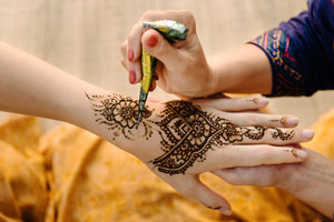 Naturalna henna