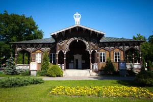 Teatr Letni w Ciechocinku
