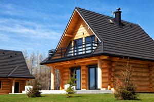 Ubezpieczenie domu z drewna