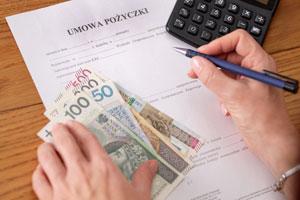 Koszt pożyczki na dowód