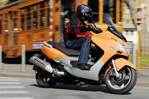 Motocykl do miasta - kurtka