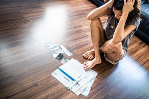 Spłacanie pożyczki bez dochodów