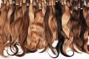 Pasma włosów naturalnych