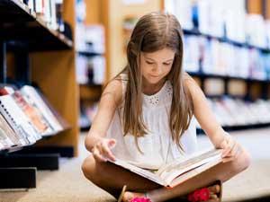 Czytanie książek przez sześciolatka