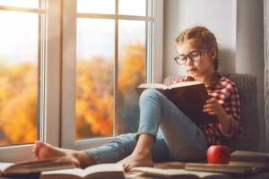 Książki jako drogowskaz na starszych dzieci