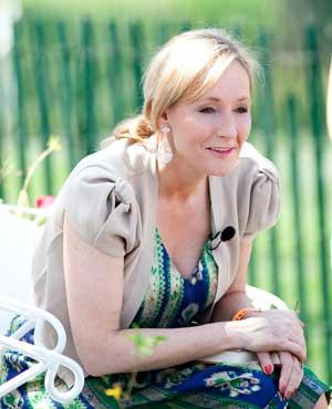 J. M. Rowling