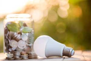 Energooszczędność żarówek LED